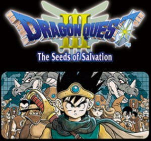 Dragon Quest III: The Seeds of Salvation