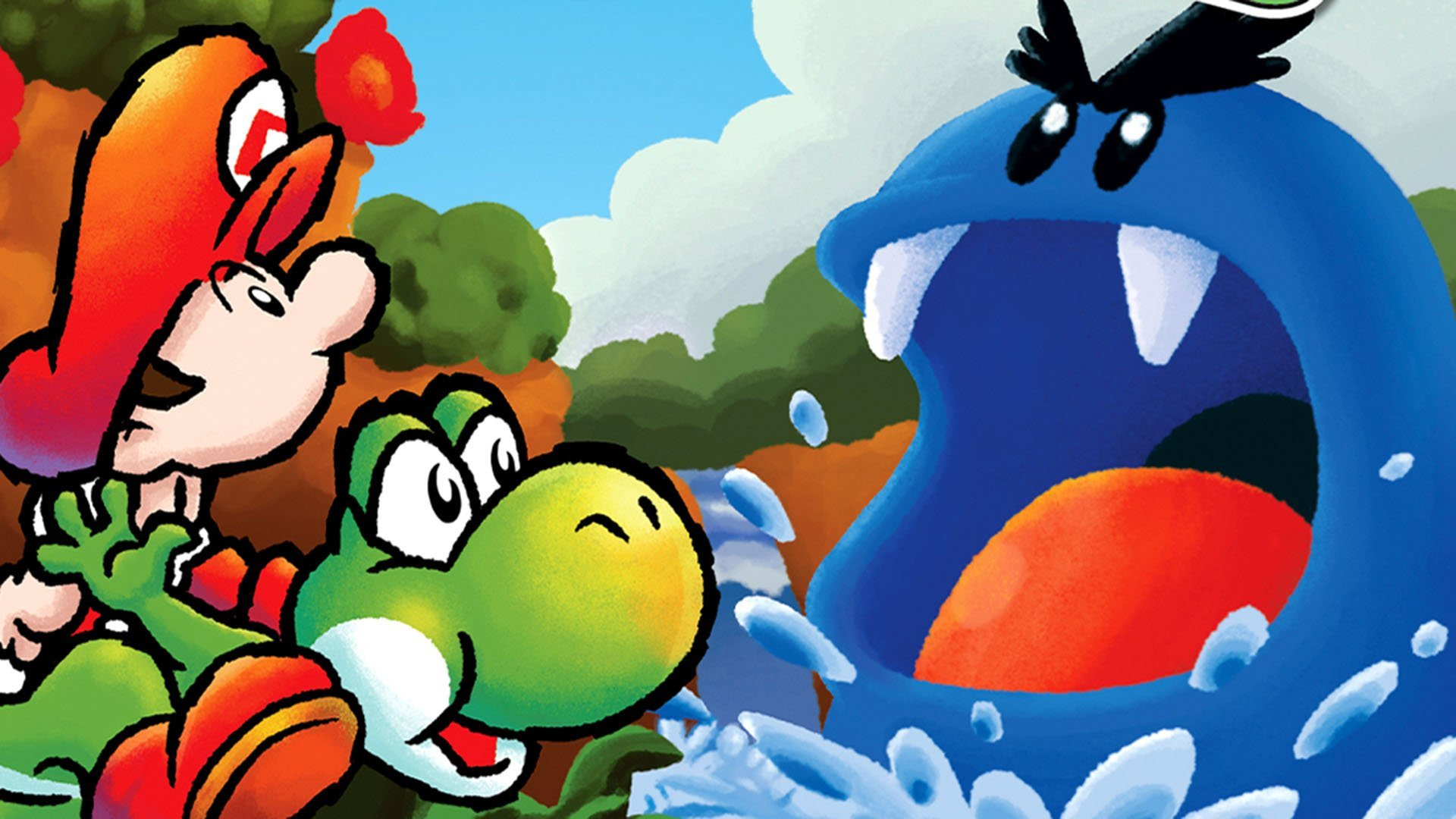 Yoshi's Island On Switch Fixes The Glitch Found In The SNES