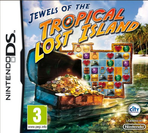 Jewels of the Tropical Lost Island Review (DS) | Nintendo Life