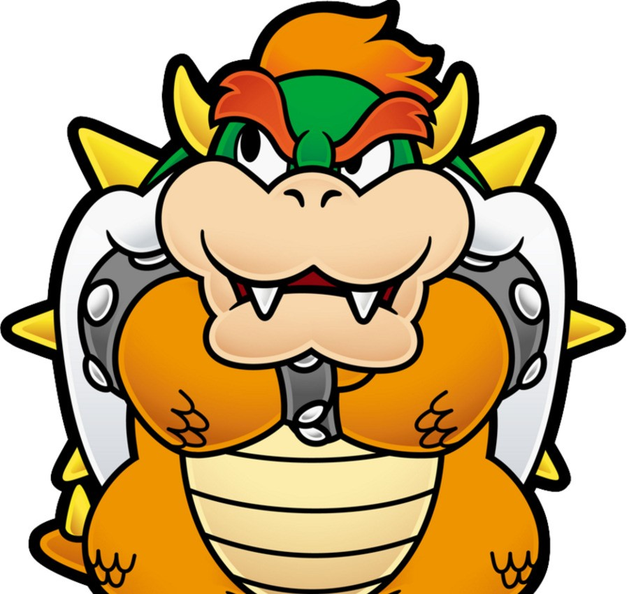 Bowser considers time away from Splatoon's online matches