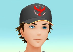 Team Valor Cap