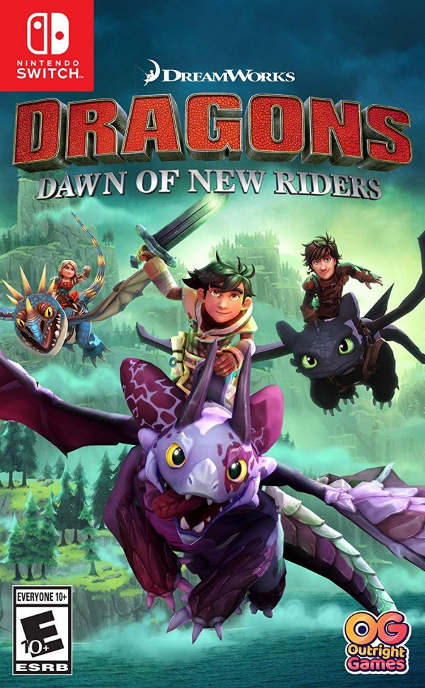 62d0f0902 DreamWorks Dragons  Dawn of New Riders Review (Switch)