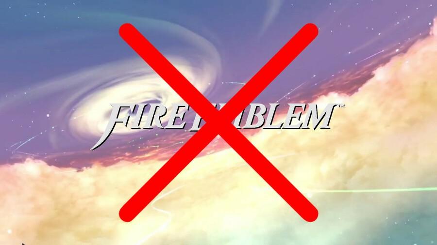 No More Fire Emblem! Smash Mod