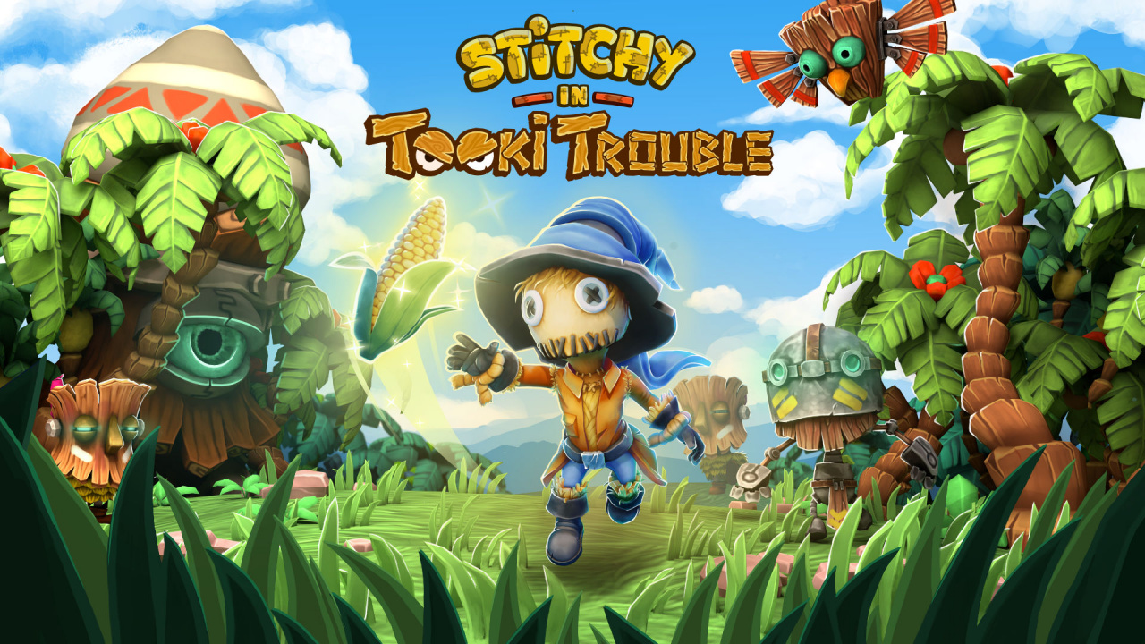 New Switch Platformer Stitchy in Tooki Trouble Gives Off Strong Donkey Kong Country Vibes