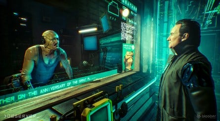 observer.445x245 - Video: Get A Closer Look At The Mind-Hacking World Of Observer, A Cyberpunk Horror Coming To Switch