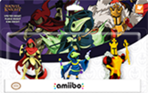 King Knight amiibo Pack