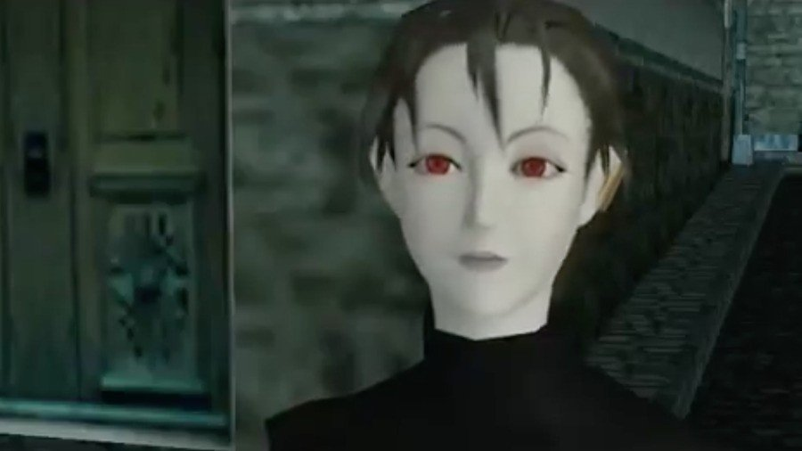 Shadow of Memories PS2
