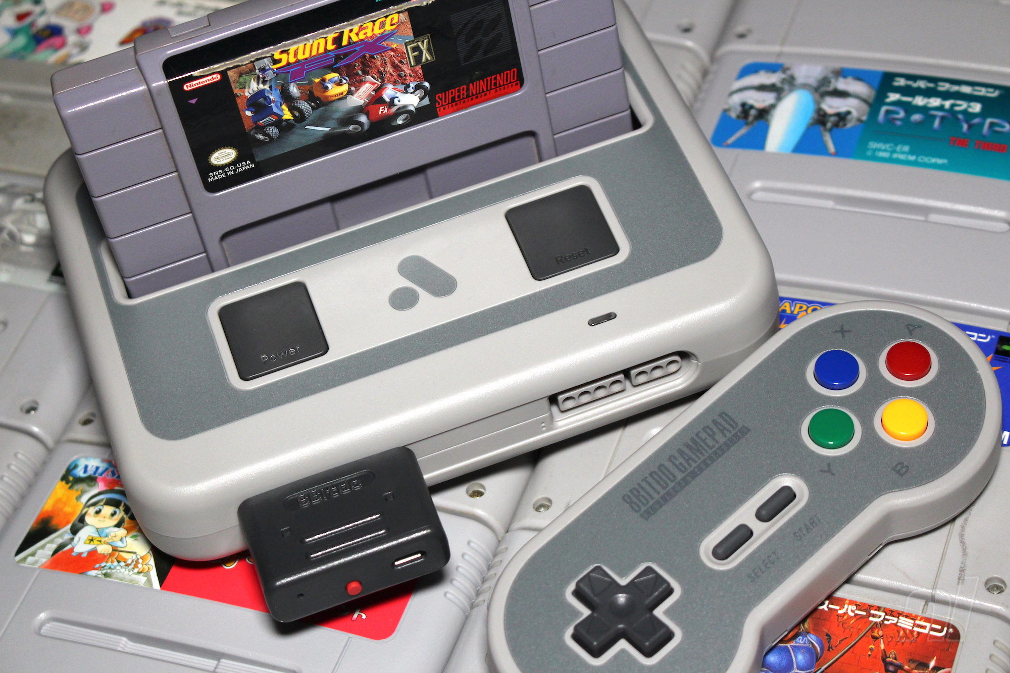 Hardware Review: The Analogue Super Nt Is The Ultimate Way