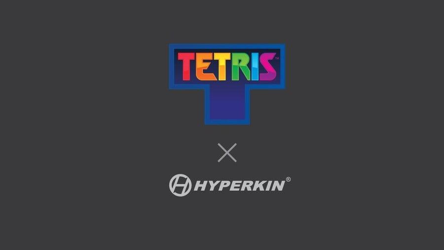Tetris X Hyperkin
