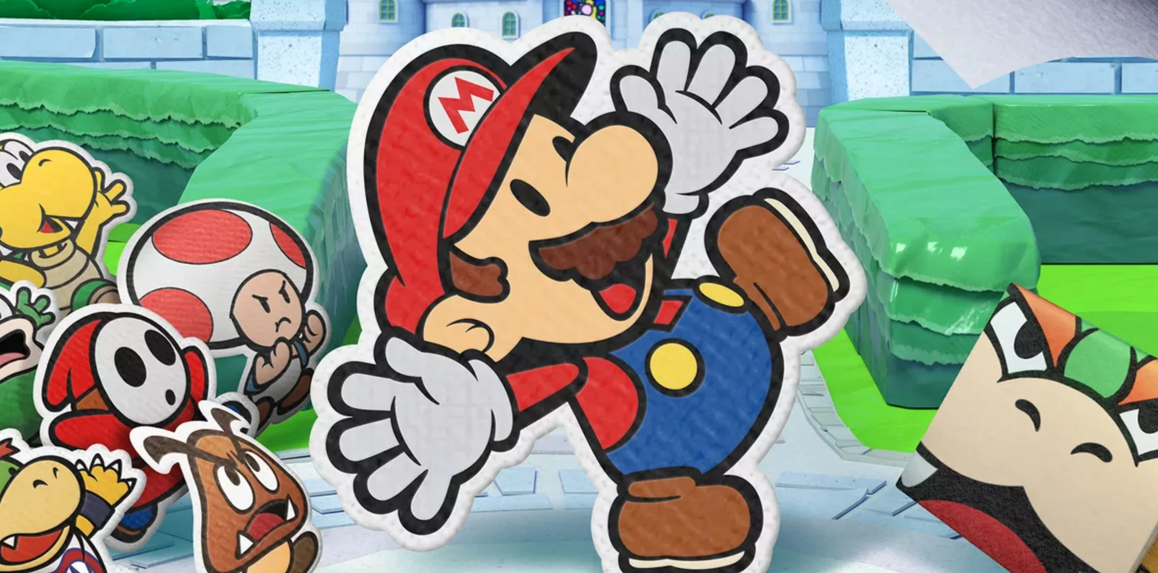 Paper Mario Producer Says It S A Necessity To Change The Combat