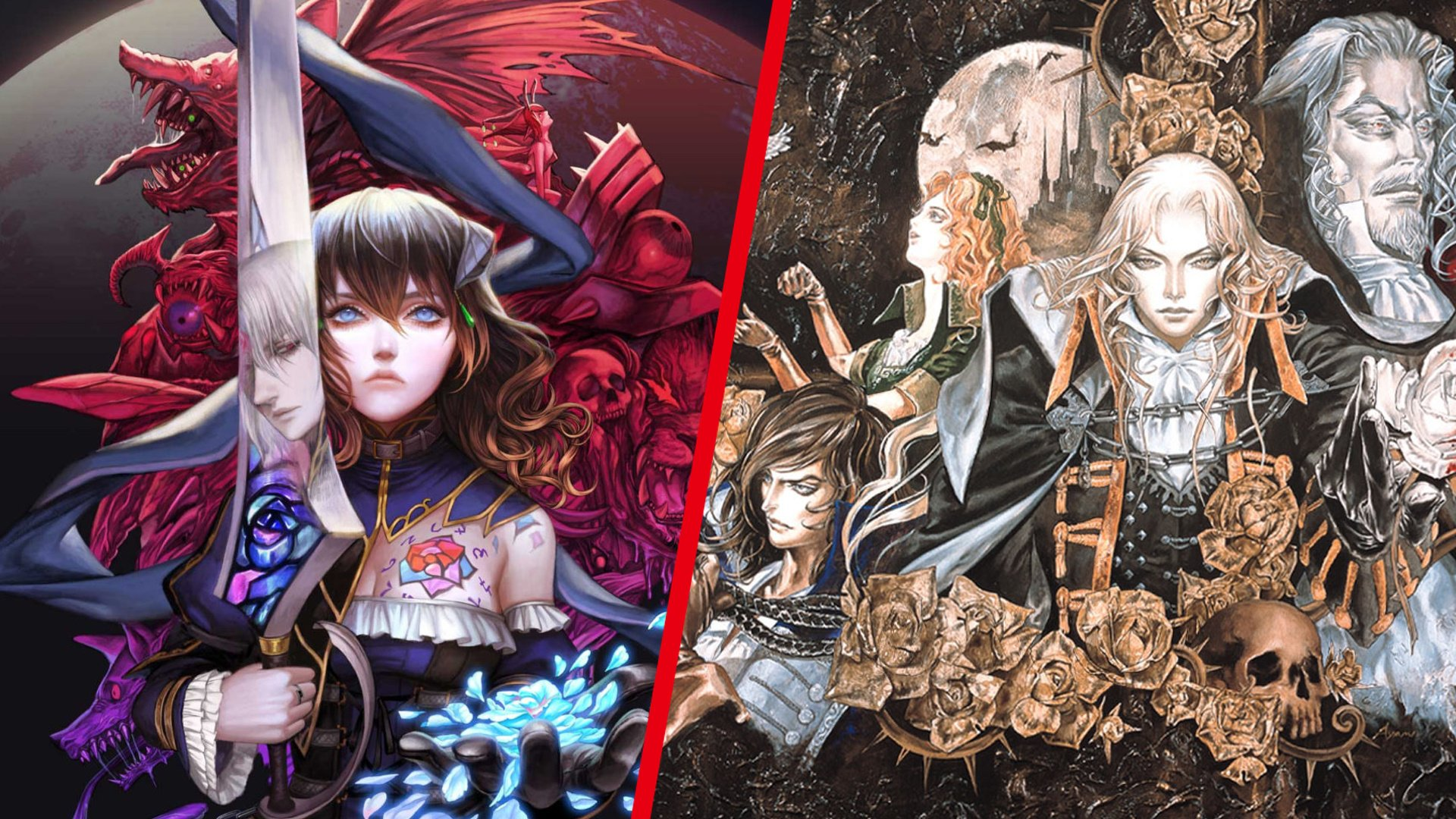 Castlevania Bloodstained