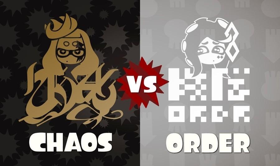 Chaos V Order