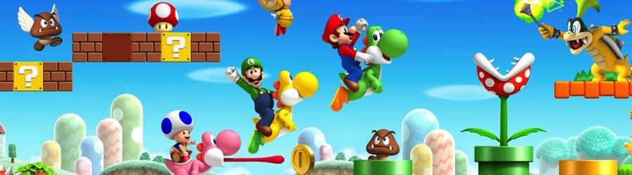 New Super Mario Bros. Wii (Wii)