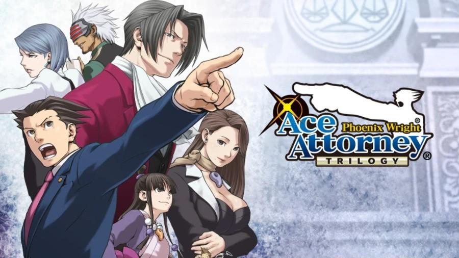 Ace Attorney Sale
