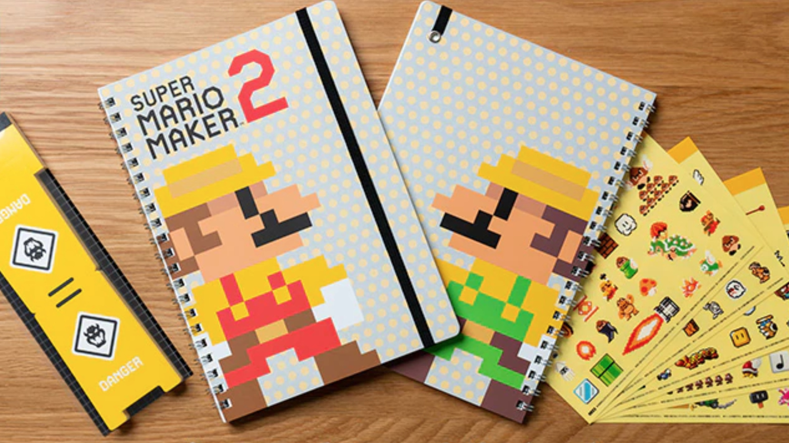 Physical Super Mario Maker 2 Goodies Are Available For Free On My Nintendo In Japan