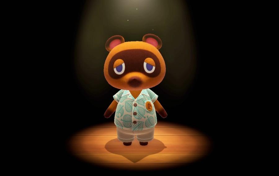 Animal Crossing New Horizons Tom Nook