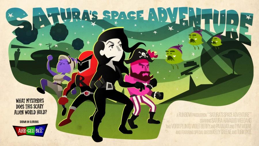Satura's Space Adventure