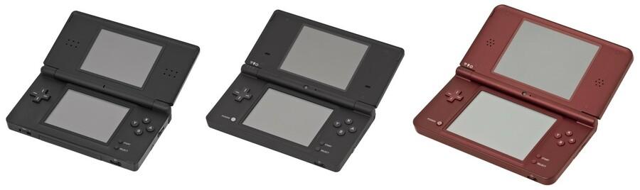 Nintendo DS Lite and DSi / DSi XL