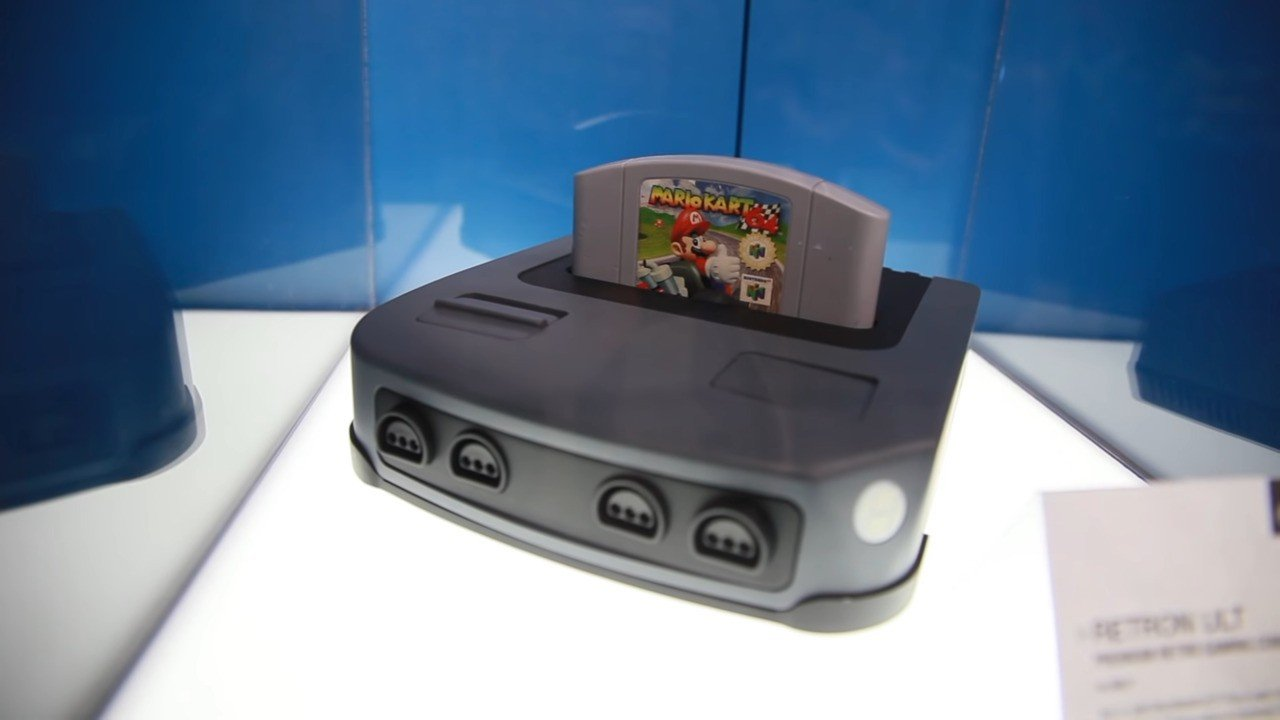Hyperkin Isn't Quite Sure What Route To Take With Its N64 Clone