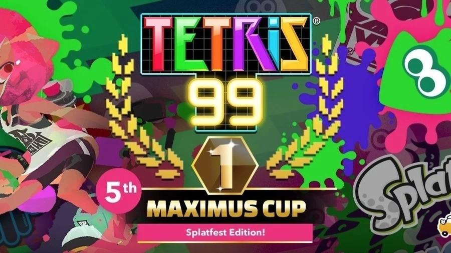 Splatoon Tetris