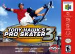 Tony Hawk's Pro Skater 3 (N64)