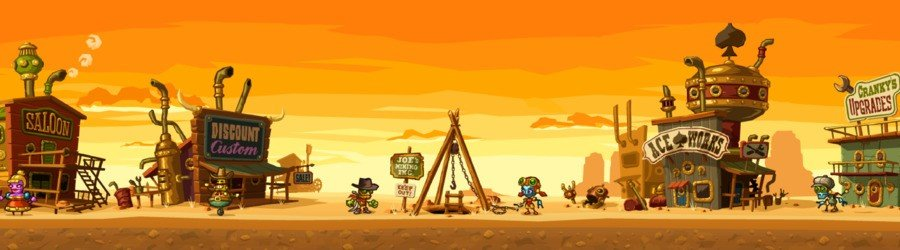 SteamWorld Dig (3DS eShop)