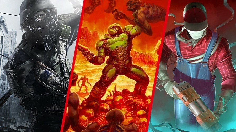 Best Switch Fps Games