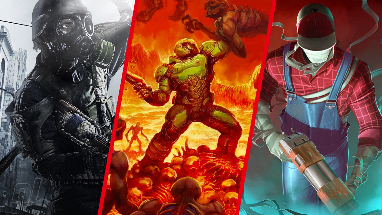Feature: Best Nintendo Switch FPS Games