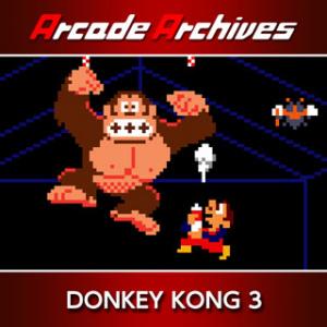 Arcade Archives Donkey Kong 3