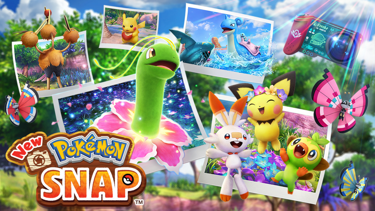 New Pokémon Snap Scores April Release Date On Switch, Watch The New Trailer Here