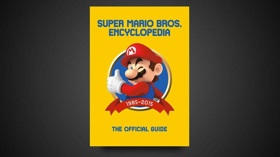 Super Mario Encyclopedia 32621