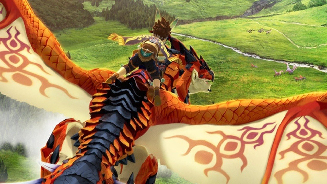 Reminder: Trial Version Of Monster Hunter Stories 2 Available On Switch