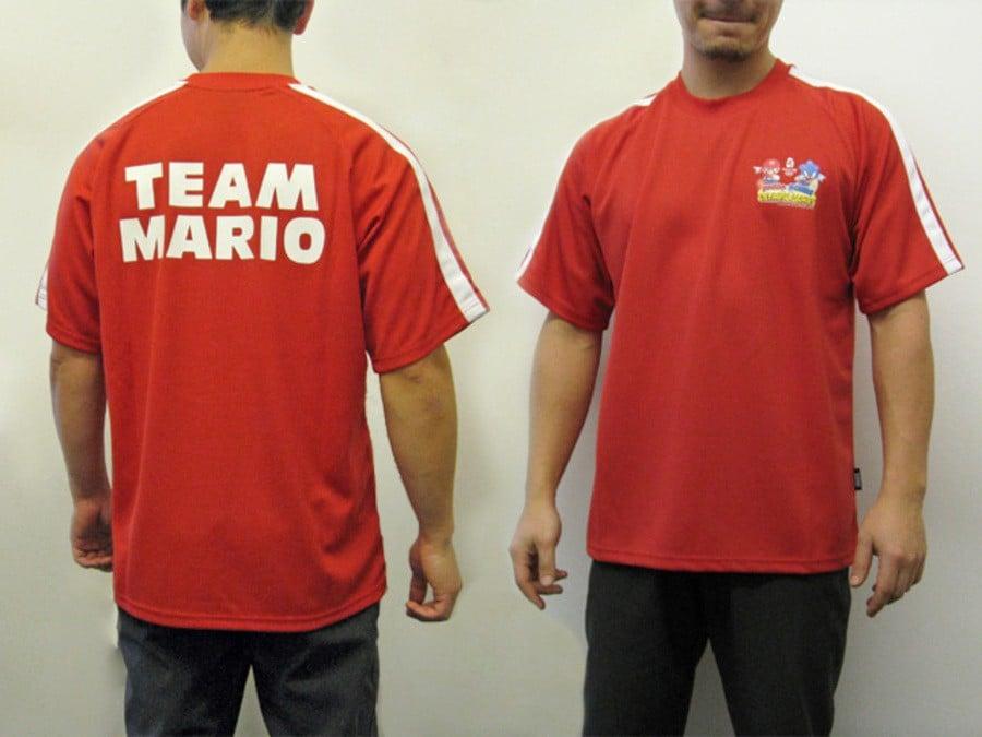Team Mario!