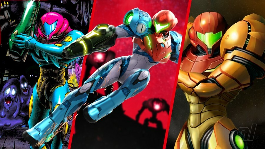 The best Metroid games ever