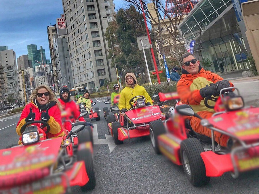 Mario Kart Better Driver In Real Life