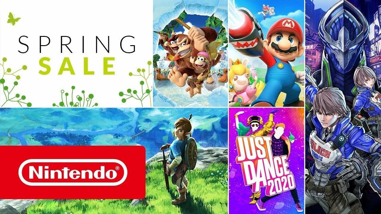 La gran oferta de primavera de Nintendo se vuelve aún más grande, muchos juegos de Switch superiores con descuento (Europa) 20
