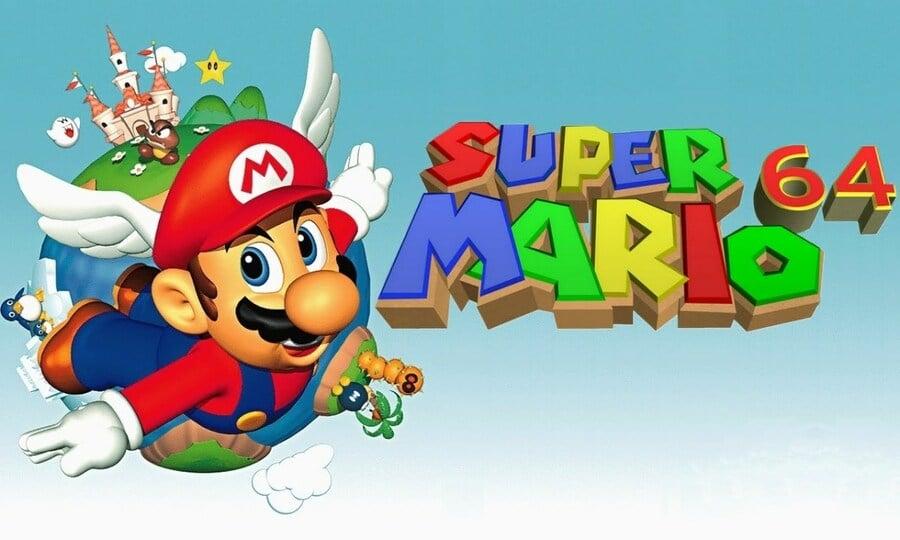 Super Mario 64 Shindo
