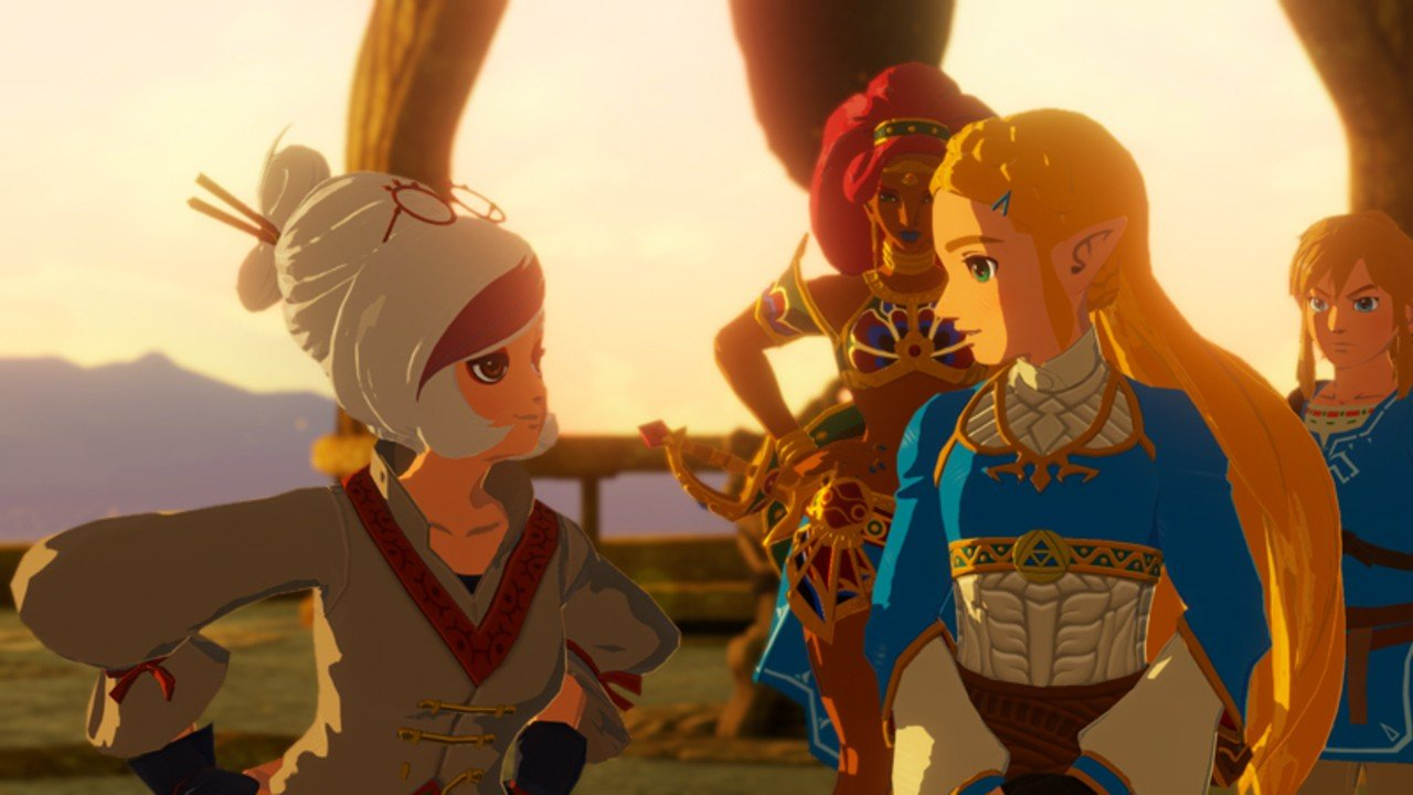 Gallery Lots Of Gorgeous Hyrule Warriors Age Of Calamity Screenshots Appear Nintendo Life