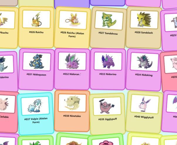 Fan art de Pokémon Vert KC
