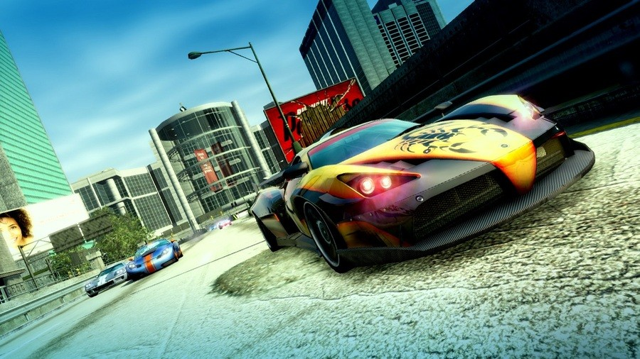 Burnout Paradise Remastered Switch Hero