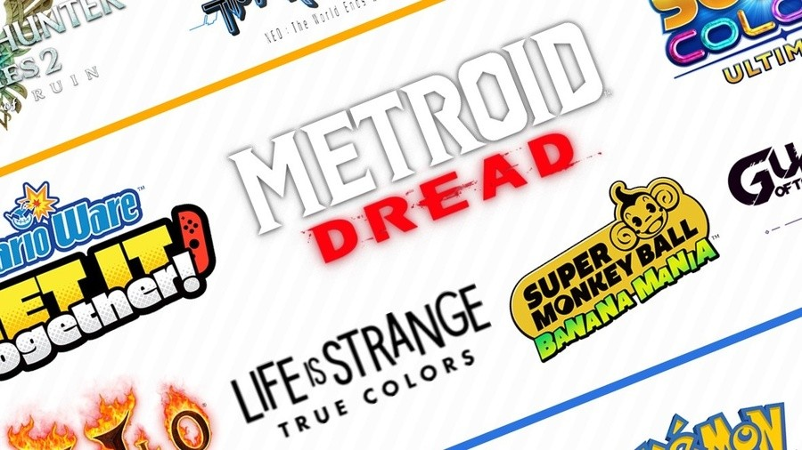Nintendo Infographic