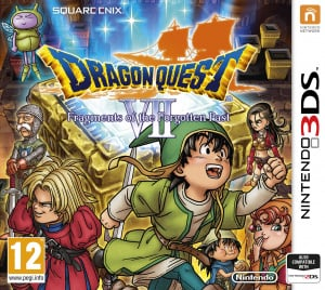 Dragon Quest VII: Fragments of the Forgotten Past