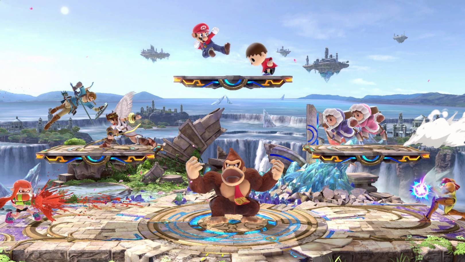 Super Smash Bros. UItimate Now Has Virtual Reality Support