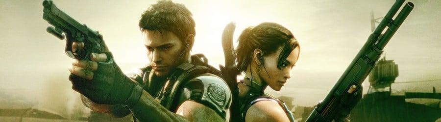 Resident Evil 5 (Switch eShop)