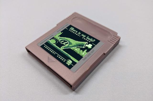 New Game Boy Game Scores $28,000 On Kickstarter To Fund Development