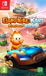 Garfield Kart Furious Racing (Switch)