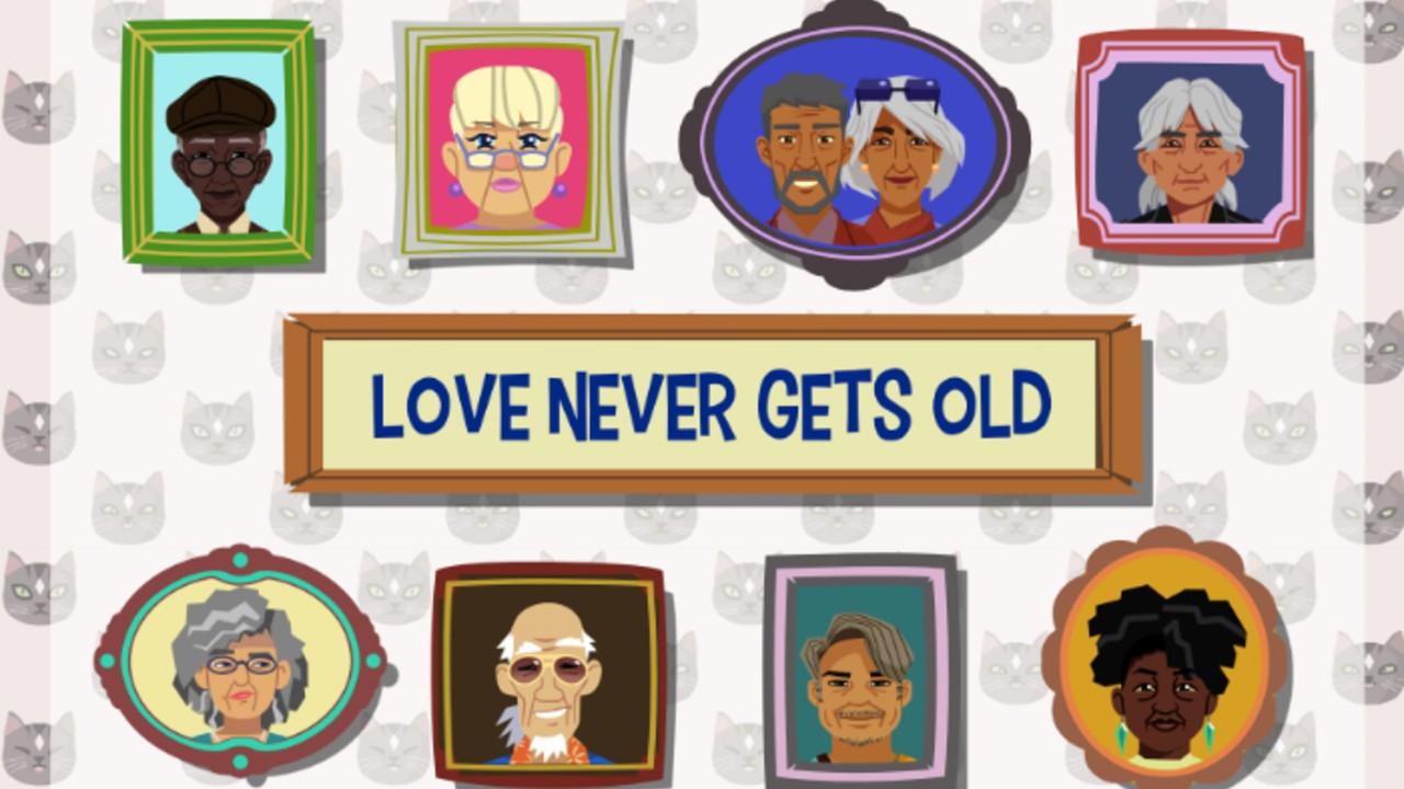 Video: 'Sexy Senior Dating Sim' más tarde Daters obtiene su propia canción temática Raunchy 6