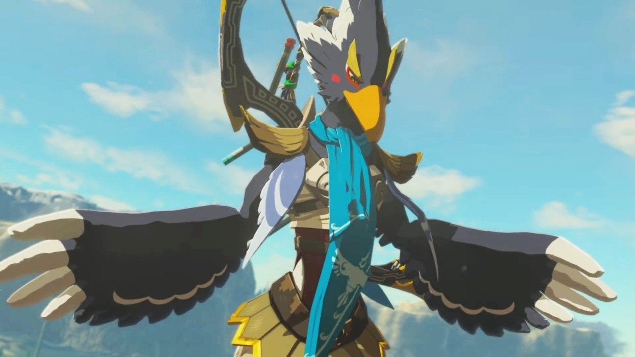 How to beat revali 39 s song in zelda breath of the wild 39 s champions 39 ballad dlc guide - How do you get the master cycle zero ...
