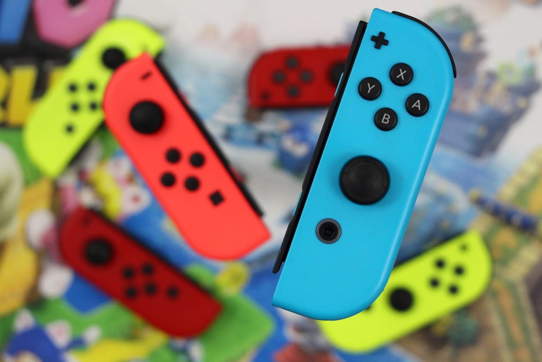 Rumour: Free Joy-Con Drift Repairs Might Be Limited To