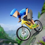 Lonely Mountains: Downhill (Switch eShop)